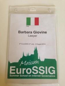 eurossig Barbara Giovine